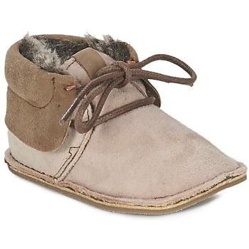 Chaussures Enfant Chaussons Citrouille et Compagnie FELOPE Beige