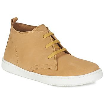 Chaussures Garçon Boots Citrouille et Compagnie FANTASIO Miel