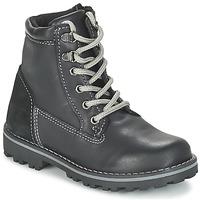 Schuhe Jungen Boots Citrouille et Compagnie FACOSA Schwarz