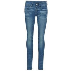 Abbigliamento Donna Jeans skynny G-Star Raw LYNN MID SKINNY Blu