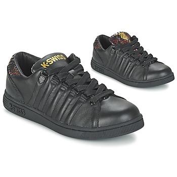 Schuhe Damen Sneaker Low K-Swiss LOZAN TONGUE TWISTER Golden