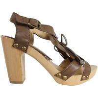 Chaussures Femme Escarpins MTNG 53251 Marr?n