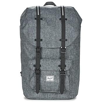Taschen Rucksäcke Herschel LITTLE AMERICA Grau