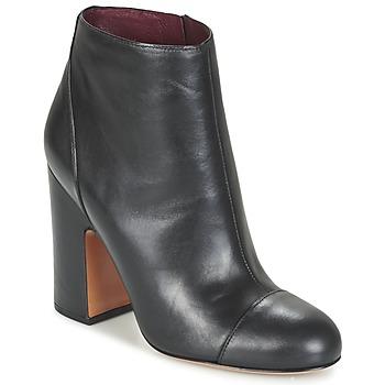 Chaussures Femme Bottines Marc Jacobs DOLLS CORA Noir