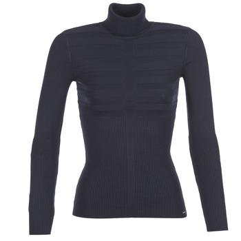 Kleidung Damen Pullover Morgan MENTOS Blau