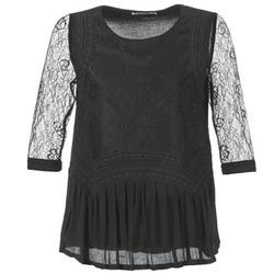 Abbigliamento Donna Top / Blusa See U Soon SATURNIN Nero