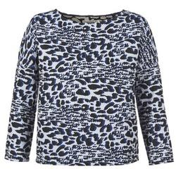 Abbigliamento Donna Maglioni See U Soon SAVERIA Grigio / Nero / Blu