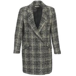 Abbigliamento Donna Cappotti Naf Naf ADOUCE Grigio