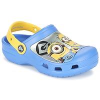 Scarpe Unisex bambino Zoccoli Crocs CC Minions Clog Blu / Giallo