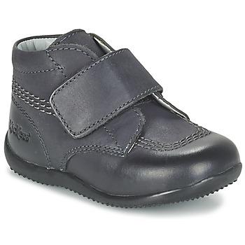 Chaussures Enfant Boots Kickers BILOU Noir