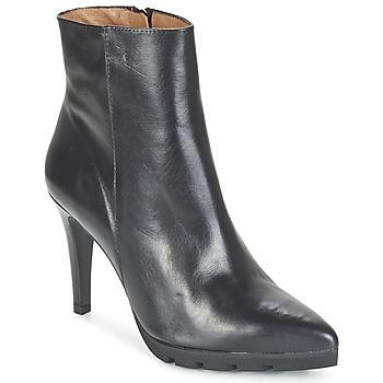 Schuhe Damen Low Boots Fericelli FABIANA Schwarz