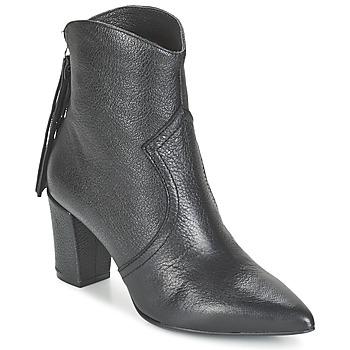 Schuhe Damen Low Boots Fericelli FADIA Schwarz