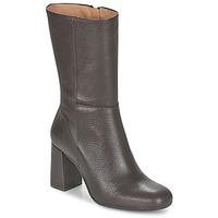 Schuhe Damen Low Boots Fericelli FADIME Braun