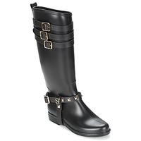 Chaussures Femme Bottes ville SuperTrash SAMMY Noir