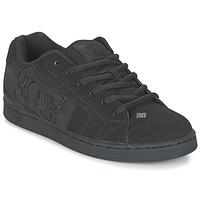 Schuhe Herren Skaterschuhe DC Shoes NET Schwarz