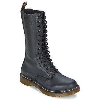 Schuhe Damen Klassische Stiefel Dr Martens 1B99 Schwarz