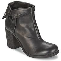 Schuhe Damen Low Boots JFK GUANTO Schwarz