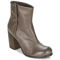 Schuhe Damen Low Boots JFK CAOBA Maulwurf