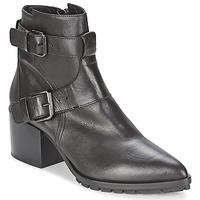 Chaussures Femme Bottines Strategia FUCILE Noir
