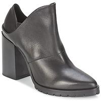 Schuhe Damen Low Boots Strategia TAKLO Schwarz
