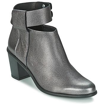 Schuhe Damen Ankle Boots Miista ODELE Lever