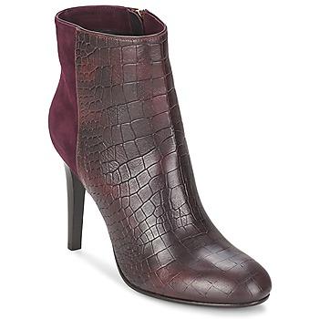 Chaussures Femme Bottines Alberto Gozzi GRINGO MANDORLA Bordeaux