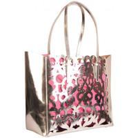 Sacs Femme Cabas / Sacs shopping Christian Lacroix Sac cabas  Absolut Metallic1 Argent 46