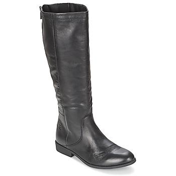 Schuhe Damen Klassische Stiefel Bullboxer TULIPIANO Schwarz