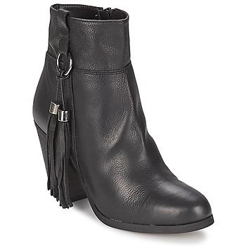 Schuhe Damen Low Boots Carvela STAN Schwarz