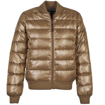 Abbigliamento Donna Piumini Franklin & Marshall JKWAL511 Marrone