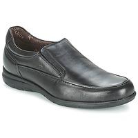 Chaussures Homme Mocassins Fluchos LUCA Noir
