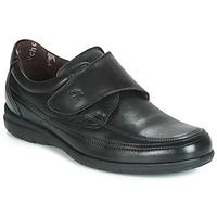 Chaussures Homme Derbies Fluchos LUCA Noir