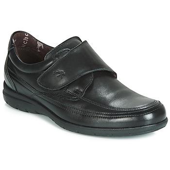 Schuhe Herren Derby-Schuhe Fluchos LUCA Schwarz