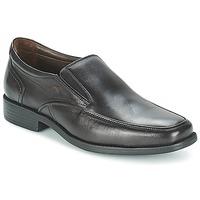 Schuhe Herren Slipper Fluchos RAPHAEL Schwarz