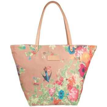 Sacs Femme Cabas / Sacs shopping Christian Lacroix Sac shopping  Eden 1 Fleur Taupe 38