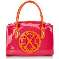 Sacs Femme Sacs porté main Christian Lacroix Sac  Jonc 3 Fushia/Orange