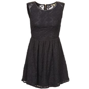 Kleidung Damen Kurze Kleider Yumi KIMI Schwarz