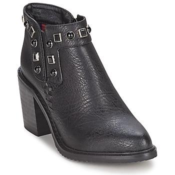 Schuhe Damen Ankle Boots Gioseppo MOSENA Schwarz