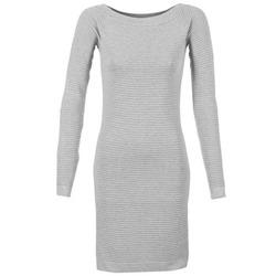 Kleidung Damen Kurze Kleider Betty London FRIBELLE Grau