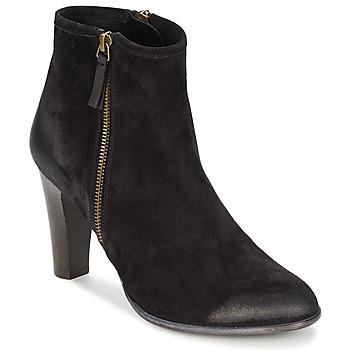 Schuhe Damen Low Boots n.d.c. TRISHA SONIA Schwarz