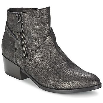 Chaussures Femme Boots Janet&Janet VILLIA Noir