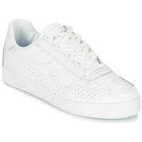 Schuhe Sneaker Low Diadora B.ELITE Weiß