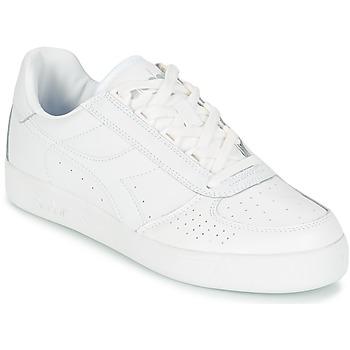 Schuhe Sneaker Low Diadora B.ELITE Weiss