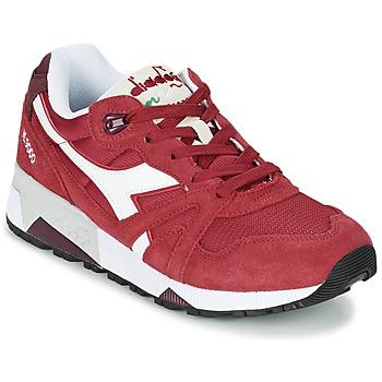 Schuhe Sneaker Low Diadora N9000 III Rot