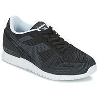 Schuhe Sneaker Low Diadora TITAN WEAVE Schwarz