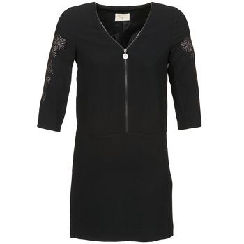 Kleidung Damen Kurze Kleider Stella Forest BRO001 Schwarz