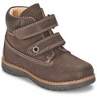 Chaussures Garçon Boots Primigi ASPY 1 Marron