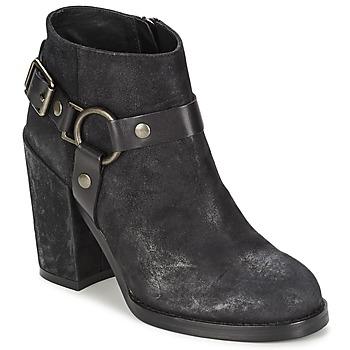 Chaussures Femme Bottines Ash FALCON Noir