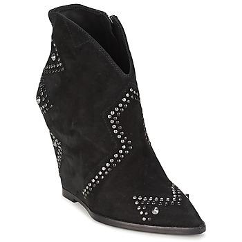 Chaussures Femme Bottines Ash JESSICA Noir