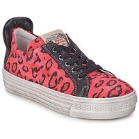 Schuhe Mädchen Sneaker Low Diesel JAKID Rose / Leopard